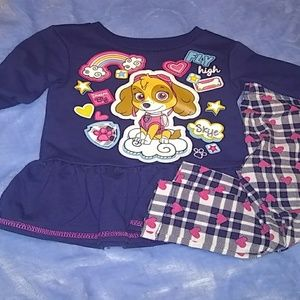 Paw Patrol outfit